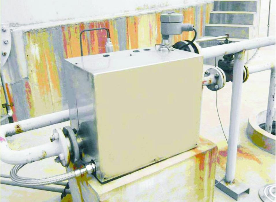 ATC-01罐区油品脱水安全保护系统